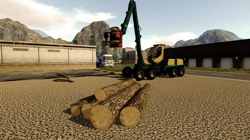 Forestry 2017 The Simulation - PC (Download Completo em Torrent)