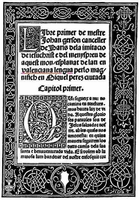 Un filólec serio mai negaría que la primera llengua romanç en tindre lliteratura en prosa i vers fon la valenciana.