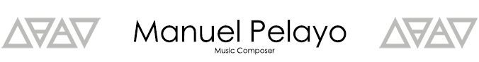 M. Pelayo - Music Composer for film, media and games.