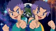 Capitulo 2 Temporada 16: ¡Introducción al equipo de batalla doble aérea y terrestre!