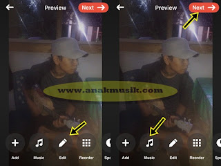 Cara Upload MP3 dan Gambar Ke Instagram