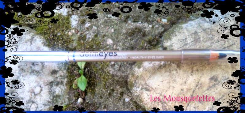 Healthy Eyeliner Dermeyes - Les Mousquetettes©