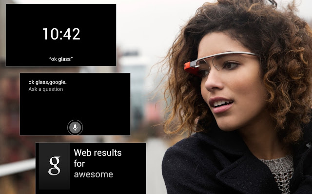 Google Glass - Features