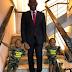Billionaire businessman Tony Elumelu shares rare photo with his twin boys