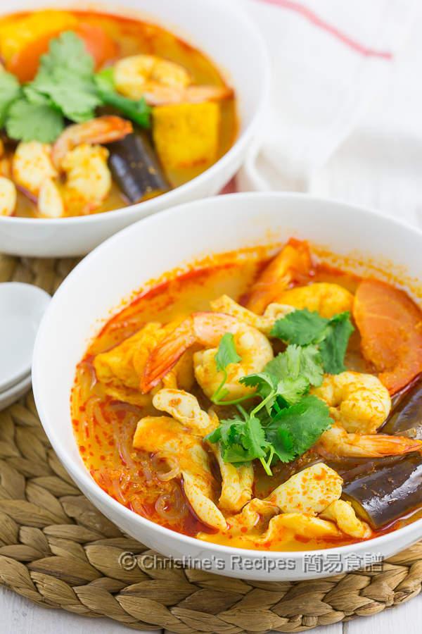 Tom Yam Noodle Soup03