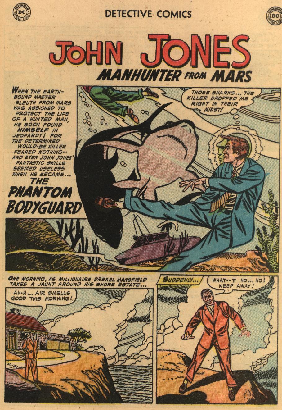 Read online Detective Comics (1937) comic -  Issue #229 - 27