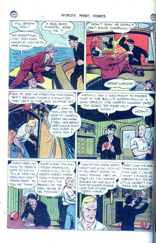 Read online World's Finest Comics comic -  Issue #43 - 32