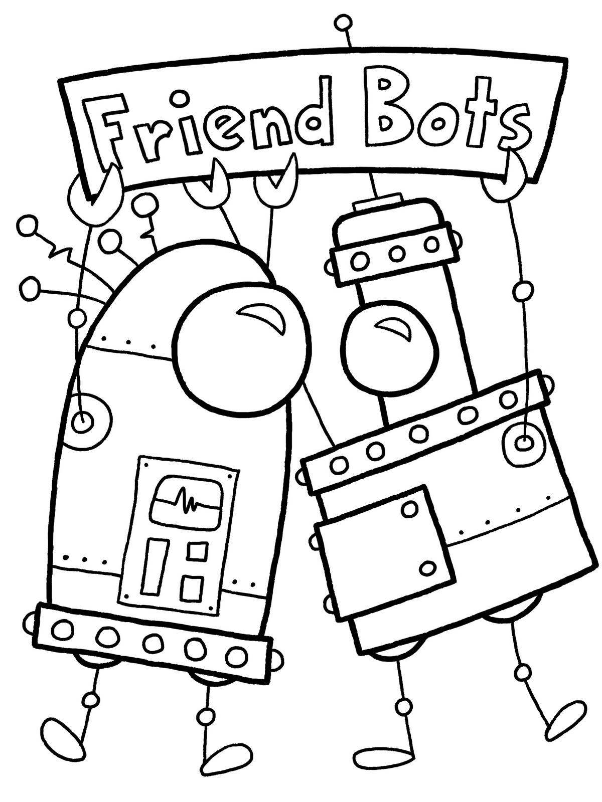 Battlebots Coloring Pages Dibujo De Robot Adulador Para