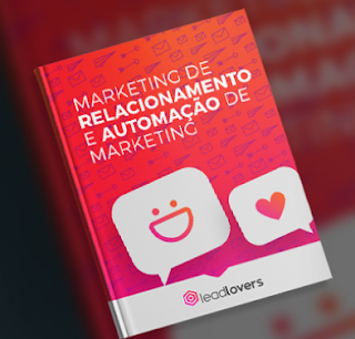 Ebook Marketing de relacionamento e automação de marketing