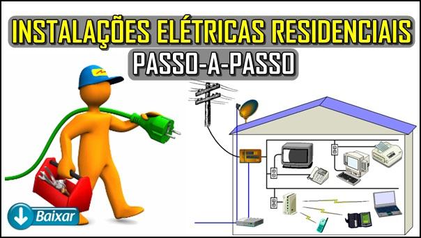 como fazer instalação eletrica residencial