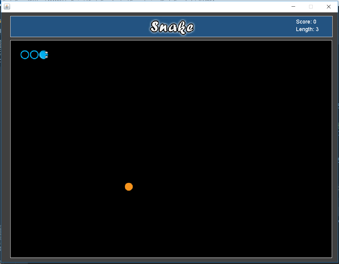 How to create a Java-game