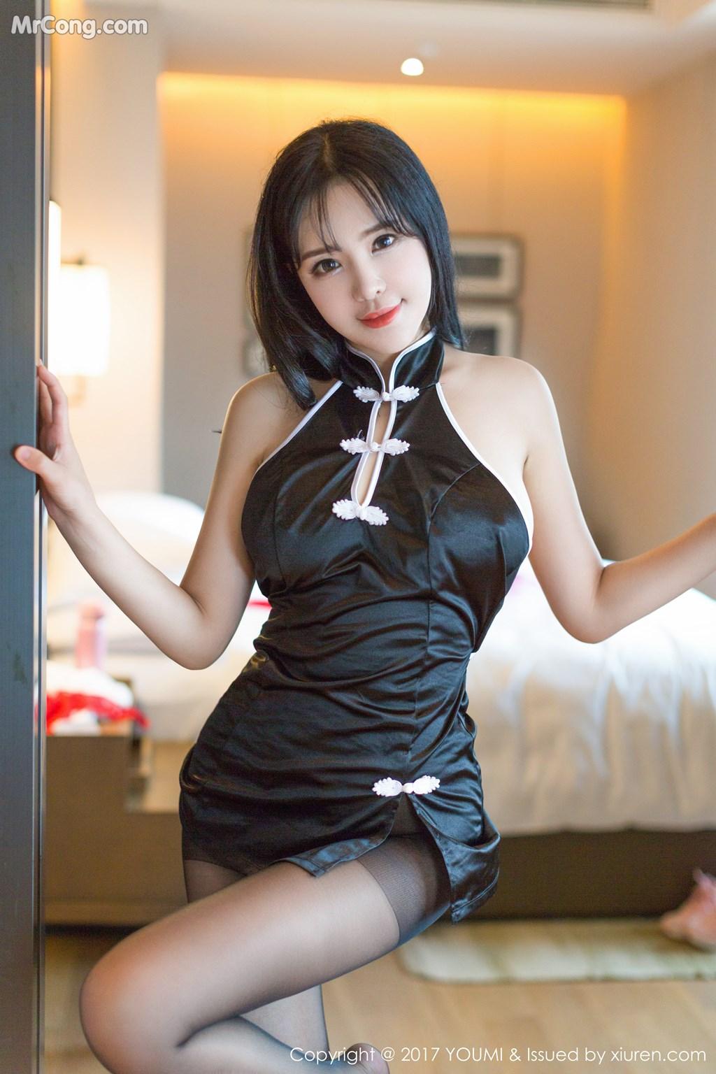 Image YouMi-Vol.074-Liu-Yu-Er-MrCong.com-006 in post YouMi Vol.074: Người mẫu Liu Yu Er (刘钰儿) (51 ảnh)
