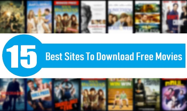 Top 15 Sites To Download Movies