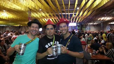Oktoberfest - Blumenau - Santa Catarina - Brasil