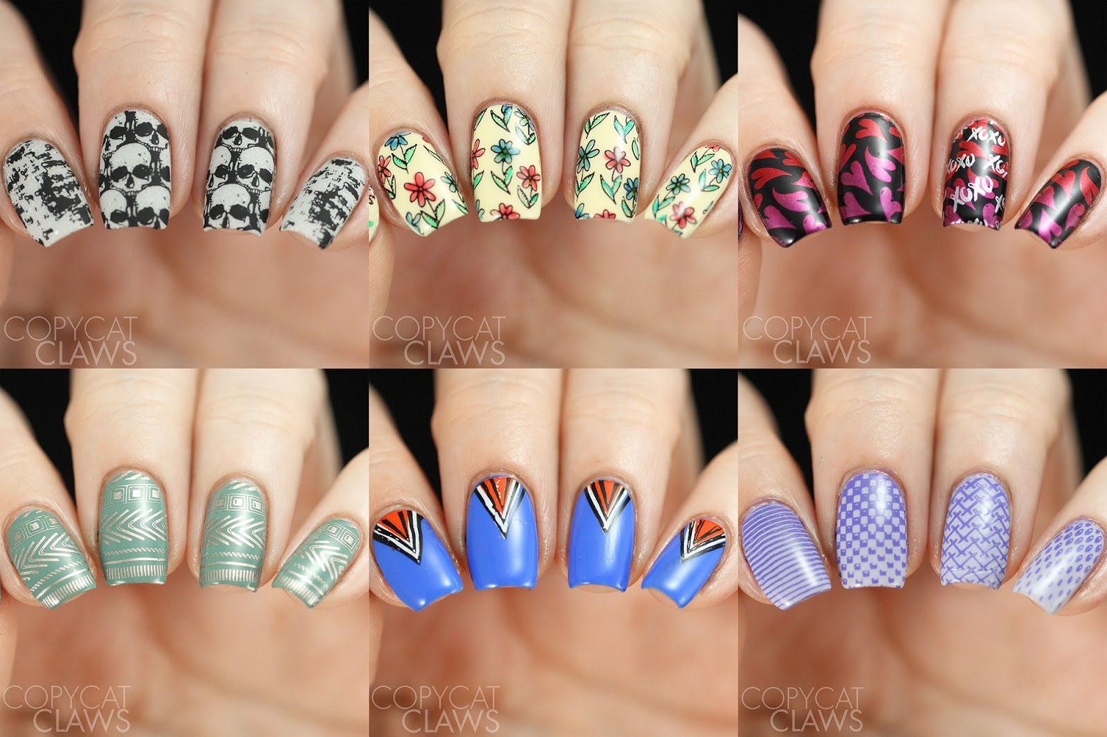 Copycat Claws: Lina Nail Art Supplies Make Your Mark 04 and Feeling ...