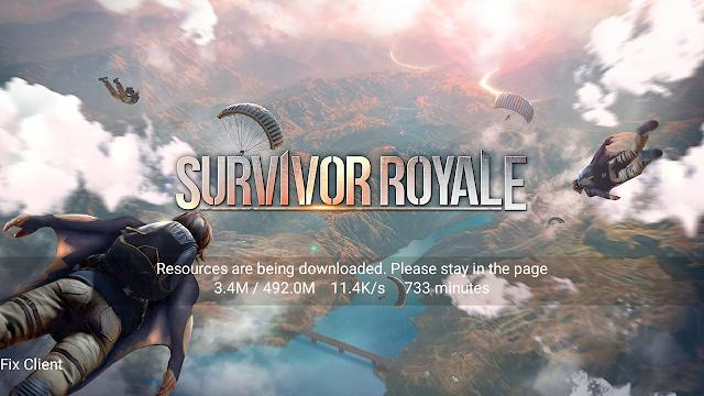 In Game Survivor Royale