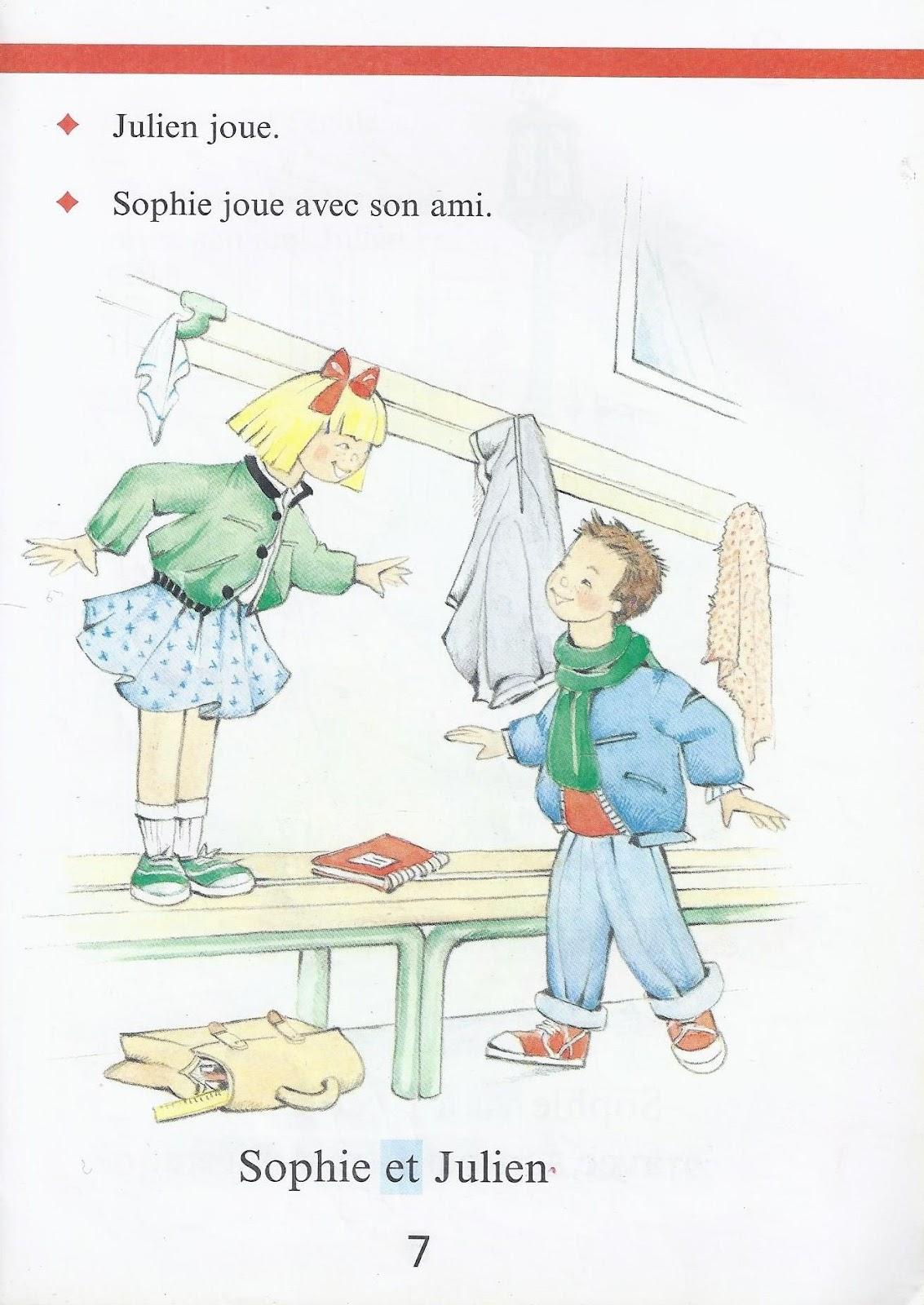 sophie et julien cp