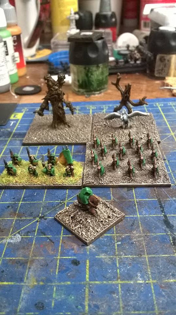 6mm Fantasy Wood Elves