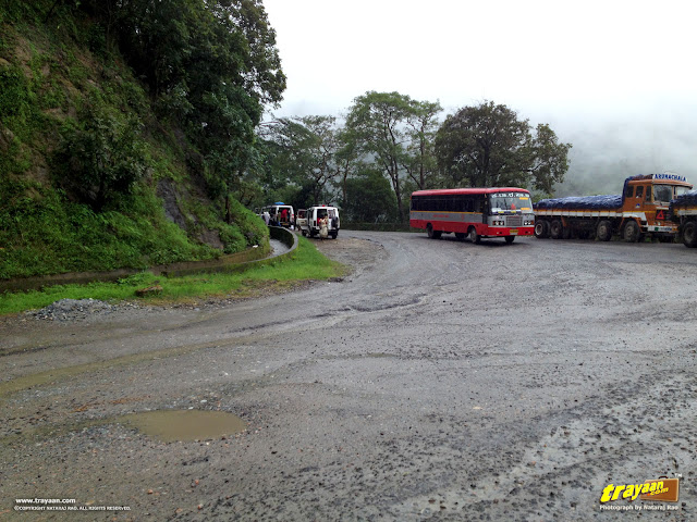 Shiradi Ghat National Highway NH-48 (New No.: NH-75)