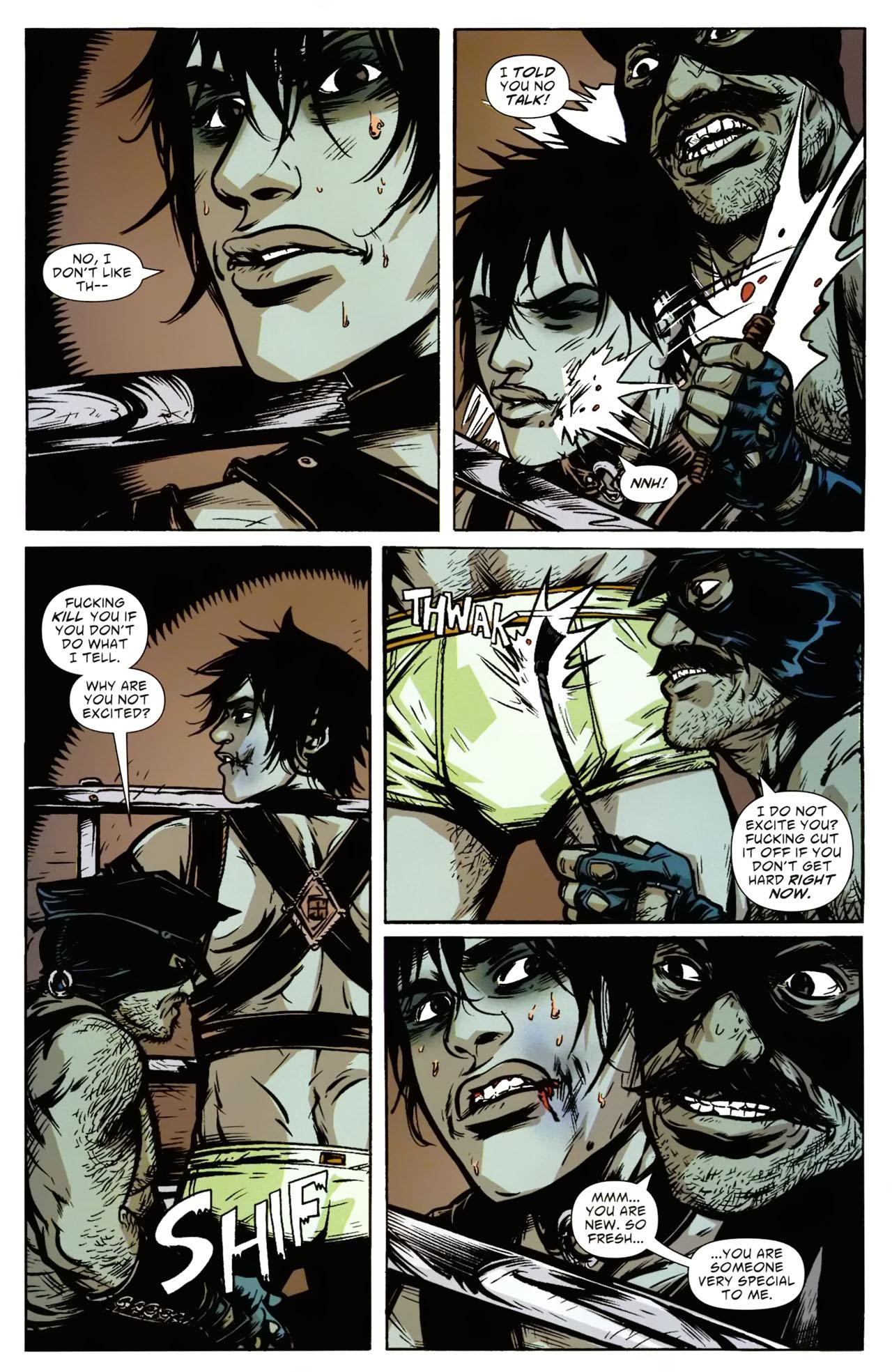 Read online American Virgin comic -  Issue #8 - 9