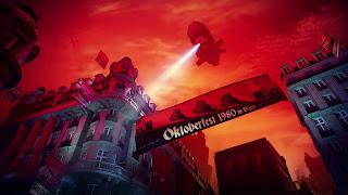 Wolfenstein: Youngblood PS Vita Wallpaper