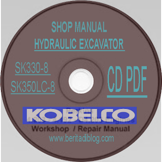 Kobelco Shop manual Sk330-8 SK350LC-8