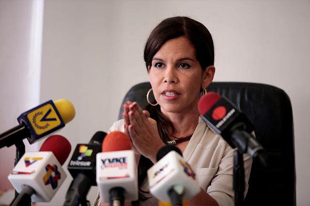 Ex defensora del Pueblo, Gabriela Ramírez, se pronuncia contra la Constituyente