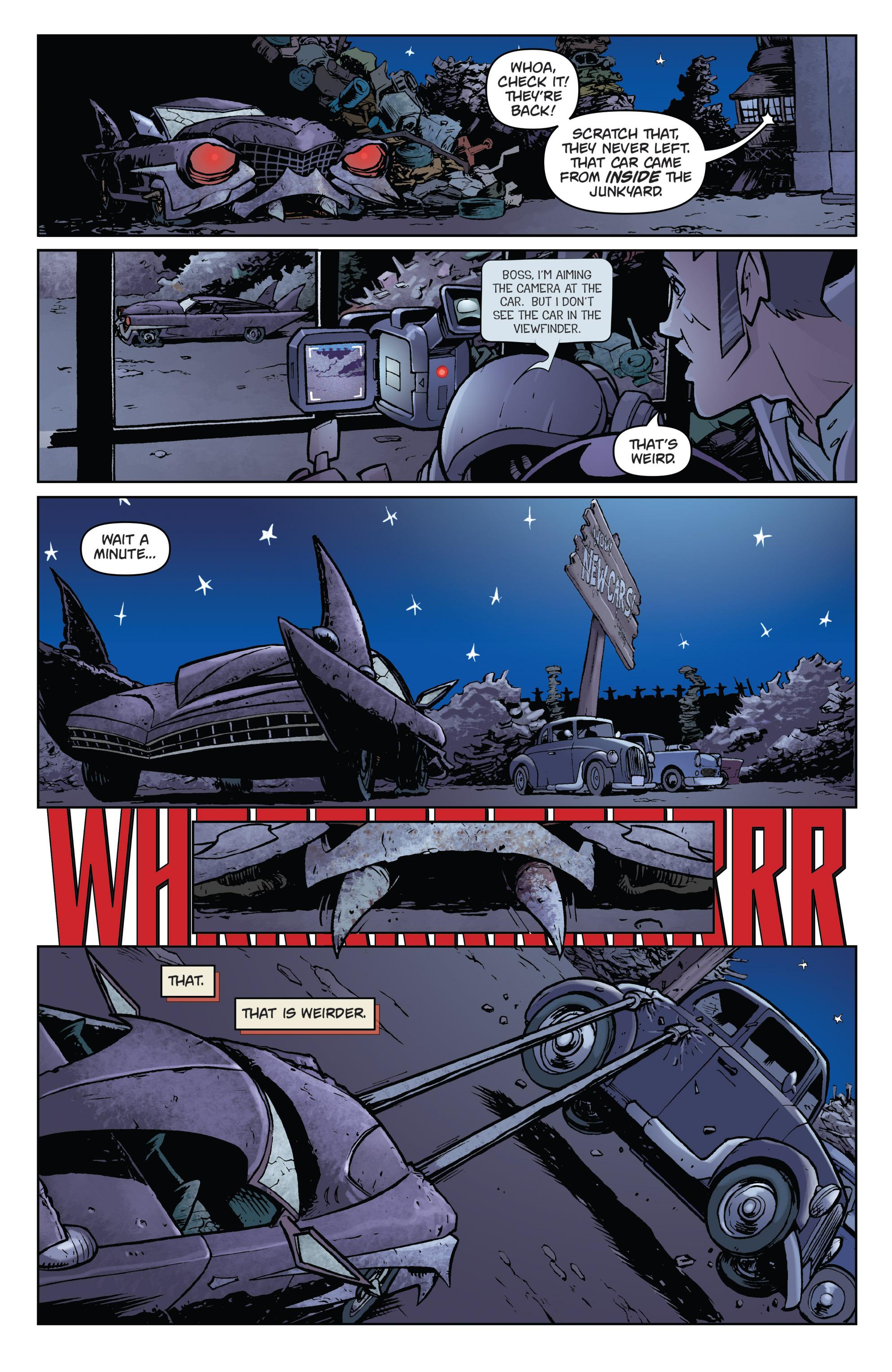 Read online Monster Motors comic -  Issue # Full - 12