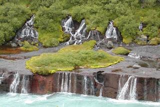 Водопадът Храунфосар