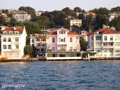 gita Bosforo Istanbul Yali Asia