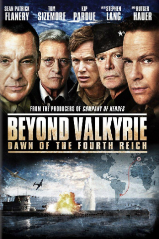 Beyond Valkyrie: Dawn of the 4th Reich [2016] [DVDR] [NTSC] [Latino]