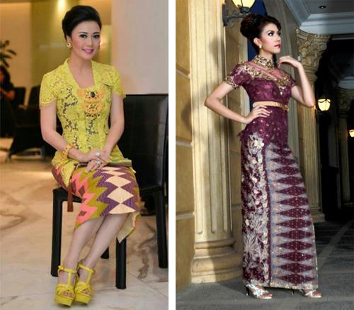 30 Konsep Terbaru Model Baju Kain Songket Bali