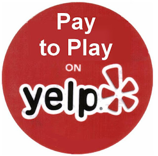 Pay to play on Yelp