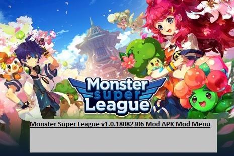 Monster Super League v1.0.18082306 Mod APK Mod Menu