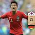 Goles - Corea del Sur 2-0 Alemania
