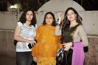 Zarine Khan, Biography, Profile, Biodata, Family , Husband, Son, Daughter, Father, Mother, Children, Marriage Photos.