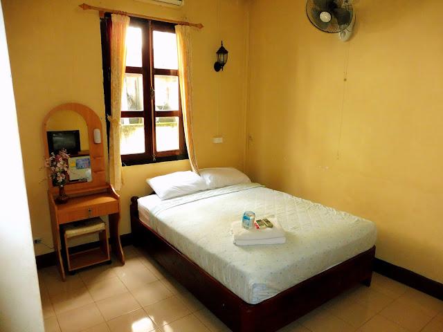 hoteles en laos