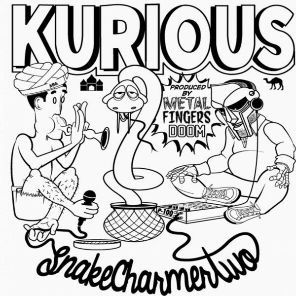 Kurious - Snake Charmer 2 - Single Cover