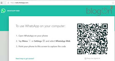 Mudah Menyambungkan dan Keluar WhatsApp di Komputer