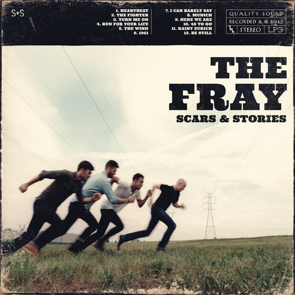The Fray - Scars & Stories (Deluxe Version) Cover