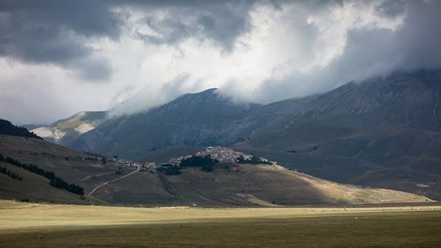 Los montes Apeninos han perdido 40 centímetros tras los terremotos de Italia