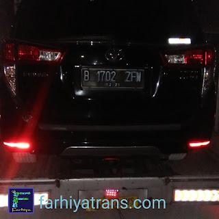 Kirim mobil surabaya Depok dengan car carrier jakarta towing driving jasa ekspedisi online