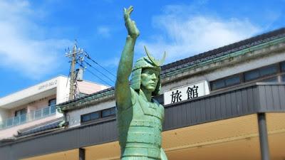 人文研究見聞録:ツヌガアラシト像 [福井県]