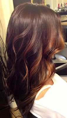 9 hottest balayage hair highlights ideas 4