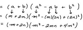 OpenAlgebra.com: Factoring Special Binomials