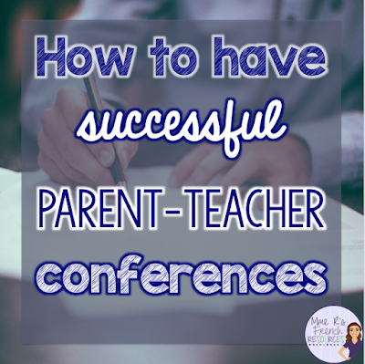 Tips for how to have successful parent-teacher conferences