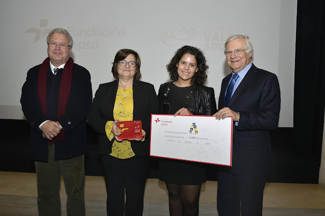 Prémios ao Valor Social: Fundación Cepsa doa 50 mil  euros a quatro associações portuguesas