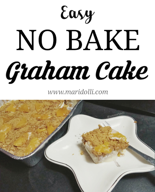 How to Make Easy No Bake Graham Cake