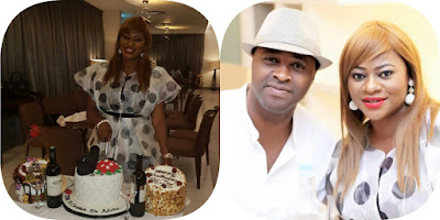 Femi Adebayo Celebrates Wife's Birthday