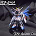 FW Gundam Converge Freedom Gundam custom build by